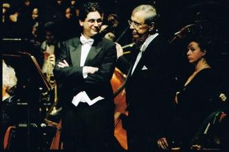 Últim concert amb el Mestre Reinhard Schwarz, Cape Town, 7 de juny 2004