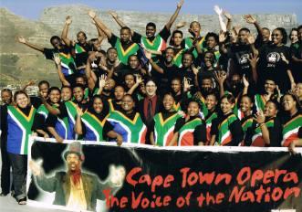 Cape Town Opera Chorus, Sud-àfrica, 2004