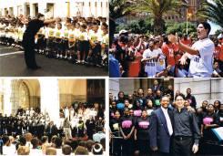 Obertura del Parlament de Sud-àfrica, 10 years of Democracy / World AIDS Day, Ciutat del Cap, 2014