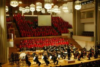 Concert Cantata Transatlántida, Orquesta Ciudad de Granada, febrer 2007