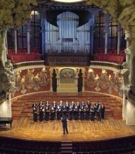 Cor de Cambra del Palau, Palau de la Música Catalana, 2008