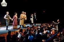 La Cambiale di matrimonio de G. Rossini, Conservatori del Liceu, juny 2012
