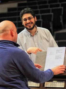 Orquesta Ciudad de Granada, Auditorio Manuel de Falla, febrer 2013