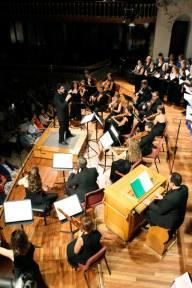 Festival Internacional de Cant Coral, Orquestra Barroca de Barcelona, Palau de la Música Catalana, 12.7.2014