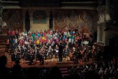 Concert d'homenatge al P. Ireneu Segarra, Palau de la Música Catalana, 19.11.2017