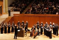 Concert Coro de la Orquesta Ciudad de Granada, Auditorio Manuel de Falla, 18.2.2011