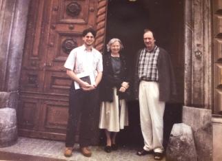 Amb Nikolaus i Alice Harnoncourt