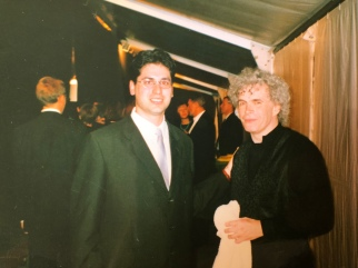 Amb Sir Simon Rattle