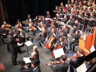 Bach H-moll Messe - Teatre Principal d'Olot, 4-1-2020